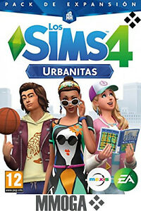 Los-Sims-4-Urbanitas-City-Living-PC-EA-Origin-Expansion-codigo-digital-ES
