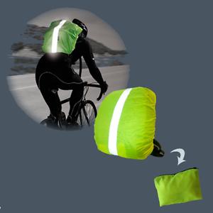 Regenschutz Regenhülle Sicherheitshülle für Schulranzen Rucksäcke Ranzen Taschen