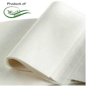 Parchment Paper 12 x 16 Half Sheets (50-1000 sheets) *10% off 2 or more*