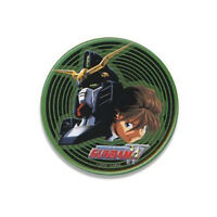 Gundam Wing Duo & Deathscythe 3 Button