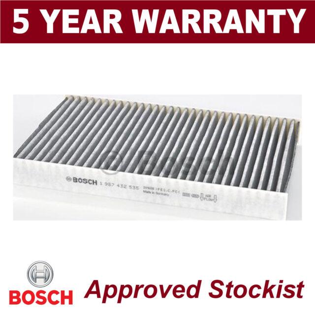Bosch Filtro de Polen Habitáculo R2535 1987432535