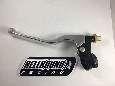 NEW Yamaha Banshee 350 shorty clutch lever and perch assembly YFZ350 1987-2006