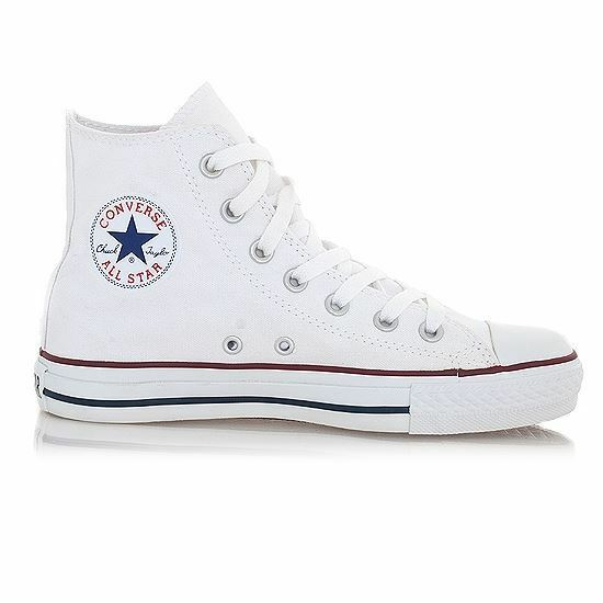 CONVERSE ALL STAR HI M7650 Zapatos ZAPATOS ORIGINALES BLANCO M7650 HI (PVP EN TIENDA 79EUR) e0535f
