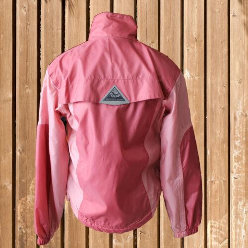 Mountain Horse Jacket Alicia Pink Blush Children Riding Jacket Kids Rain Jacket
