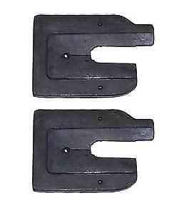 64-65 Chevelle GTO Skylark Cutlass Door Jamb Rubber U-Seal LH//RH Pair