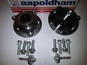 VOLVO-V70-MK2-ESTATE-2-0-2-4-2-5-T-T5-amp-D5-2000-07-2x-NEUF-front-wheel-Bearings