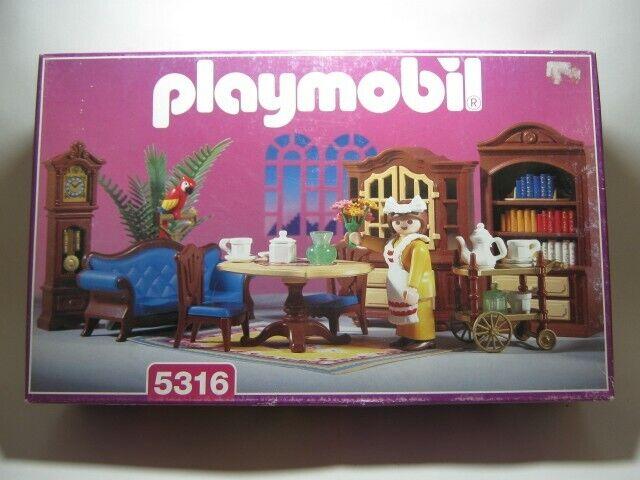 Playmobil5316 Salle à manger 1900     New, neuf, nieuwDining room 1900