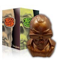 Dead Kozik Bronze Limited Edition Designer Vinyl Art Bust Figure