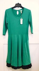 Matilda-Jane-Joanna-Gaines-Women-039-s-Green-Pasture-Dress-Size-Small