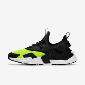 buy popular 8f10a 9c1d5 Image is loading Nike-Air-Huarache-Drift-Mens-Running-Trainer-Shoe-