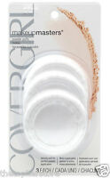Covergirl Make-up Masters Powder Puff 3 Each Per Package