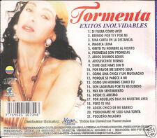 rare BALADA CD 70s & 80's TORMENTA si fuera como ayer MAGICA LUNA brindo por ti