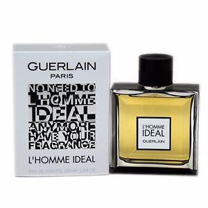ozNib Eau Fl 100 De L'homme Spray 3 Guerlain Details About Ml3 Ideal Toilette rdCQxotshB
