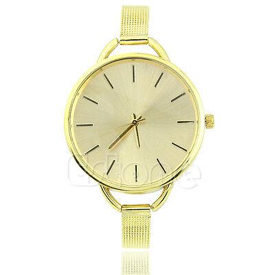 New Women Ladies Gift Analog Dress Stainless Quartz Fashion Girls Wrist Watches