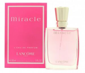 LANCOME-MIRACLE-eau-de-parfum-30ML-SPRAY-WOMEN-039-S-PARA-ELLA-nuevo