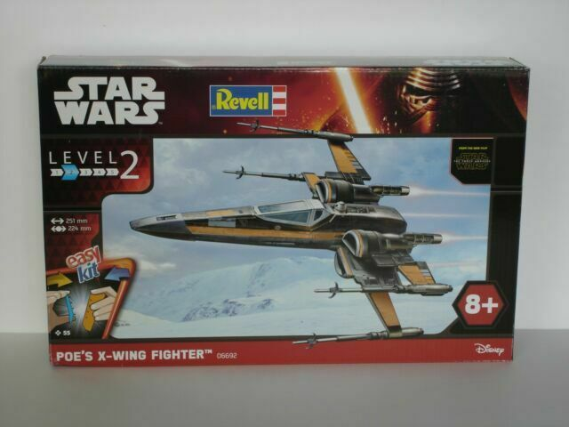 06692 Revell Star Wars Poe`s X-Wing Fighter