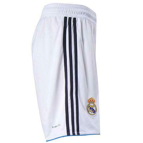 Uomo Adidas Real Madrid Home Home Home 2012 13 bianca Shorts X21990 076f15