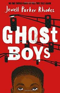 Ghost-Boys-by-Parker-Rhodes-Jewell-NEW-Book-FREE-amp-Fast-Delivery-Paperback