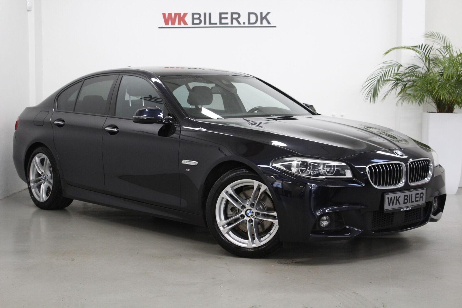 BMW 520d 2,0 M-Sport aut. 4d