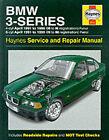 BMW 3-Series (91-96) Service and Repair Manual by Mark Coombs, Steve Rendle (Hardback, 1996)