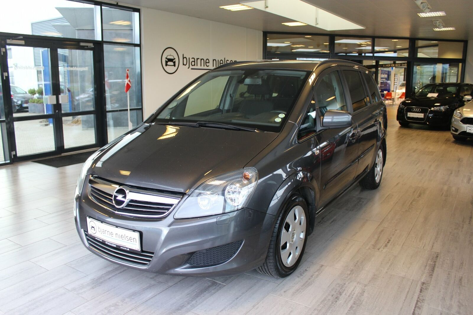 Opel Zafira Billede 2