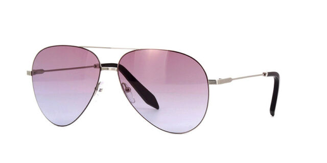 33ada8fb8 Victoria Beckham VBS119 C10 Classic Victoria Feather Bordeaux Grey  Sunglasses