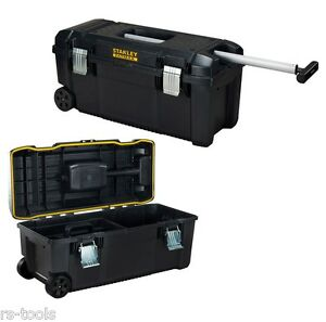 stanley fatmax werkzeugkoffer fmst1 75761 28 werkzeugbox werkzeugtrolley ebay. Black Bedroom Furniture Sets. Home Design Ideas