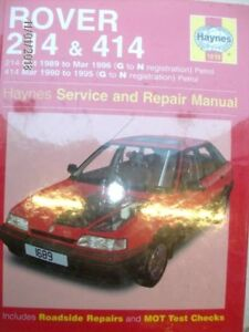rover 200 workshop manual ebay rh ebay co uk rover 200 workshop manual rover 200 manual pdf
