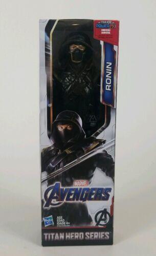 Marvel Titan Hero Series Ronin Avengers End Game Hawkeye RARE Htf IN-HAND!