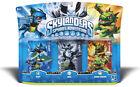 Skylanders Spyro's Adventure Triple Pack Hex Zap Dinorang Ps3 Xbox 360 Wii/u 3ds
