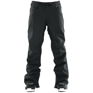 2017-NWT-MENS-THIRTYTWO-WOODERSON-SNOW-PANTS-XL-black-mid-fit