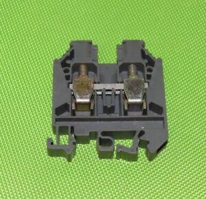 Weidmüller LU 10,16 10mm² Leiterplattenklemme Printklemme grau