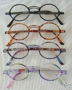 ZiZi-48-Value-4-PAIR-Reading-Glasses-BIG-amp-ROUND-1-00