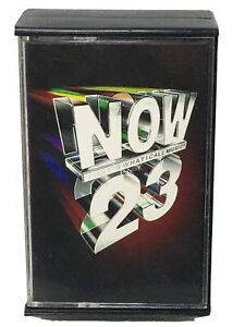 Now-That-039-s-What-I-Call-Music-23-Double-Cassette-Tapes-Original-Now-23