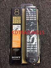 Sony RMVLZ620 RM-VLZ620 8 Component Universal Remote Control - NEW