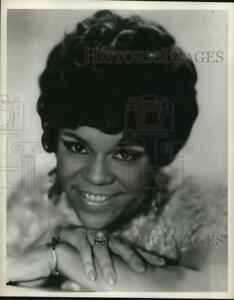 1976 Press Photo Singer Florence Ballard - sya93212   eBay