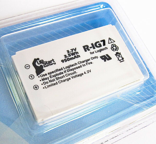 Battery for Logitech Harmony 900, R IG7, NTA2340, Harmony 885, 190304 0000, M41B