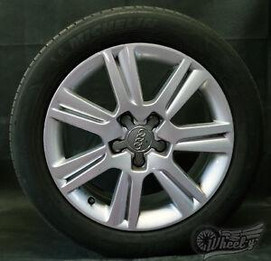 Audi-8K-A4-8K0601025B-17-Zoll-Michelin-225-50-R17-98Y-DOT14-ET45-Sommerreifen
