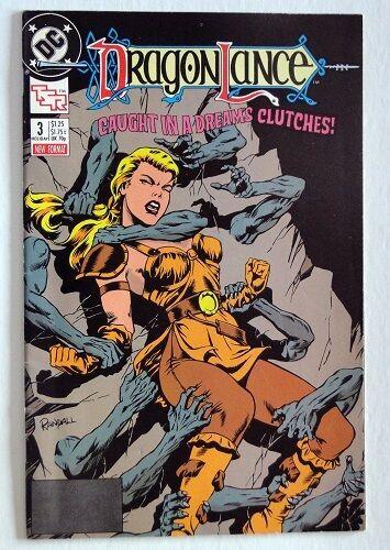 DragonLance #3 1988 dc VF    OE1458