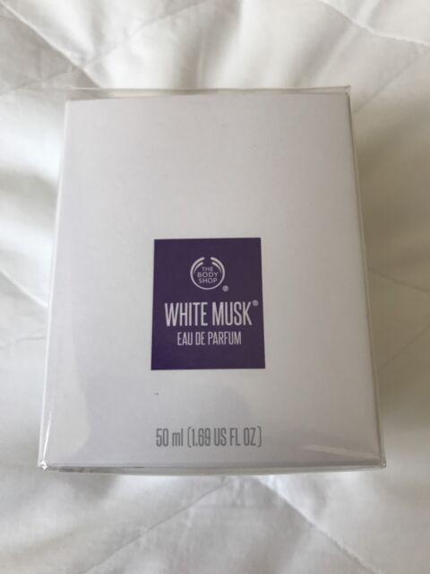 ONLY £25 !! Body Shop WHITE MUSK ~ Eau De PARFUM - 50ml