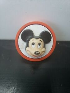Vintage-MICKEY-Mouse-GENERAL-Electric-NIGHT-Light-CUTE-Works