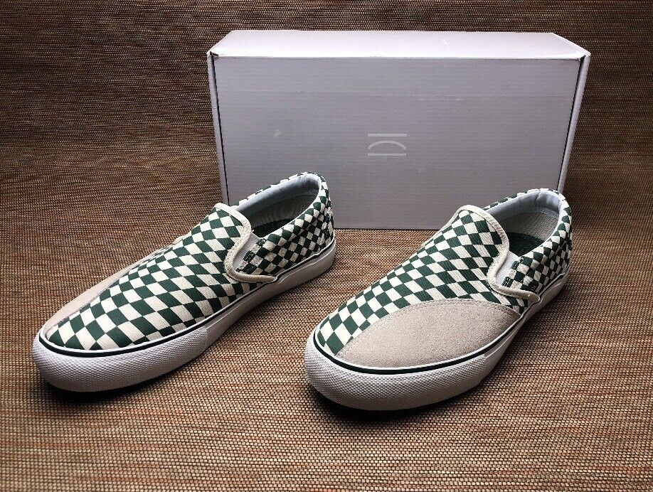 ClearWeather Men's DODDS Green Check Trip CM028005 Brand New Complete