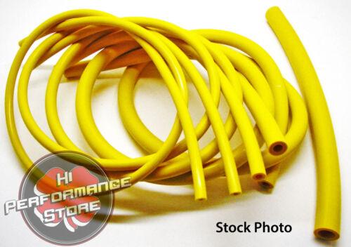 SHOW STARTER Universal Silicone Vacuum Hose Kit 52 feet Yellow