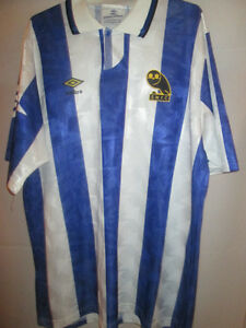Sheffield-Wednesday-1991-1993-Home-Football-Shirt-Size-Large-5958