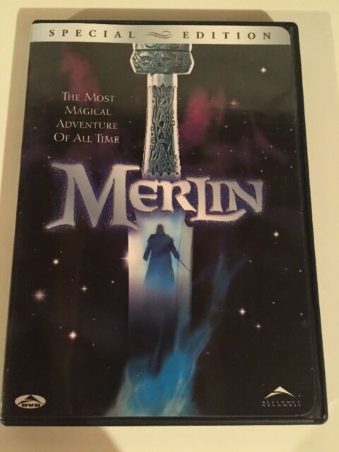 Merlin - Special Edition (DVD 2004) Free Shipping in Canada!
