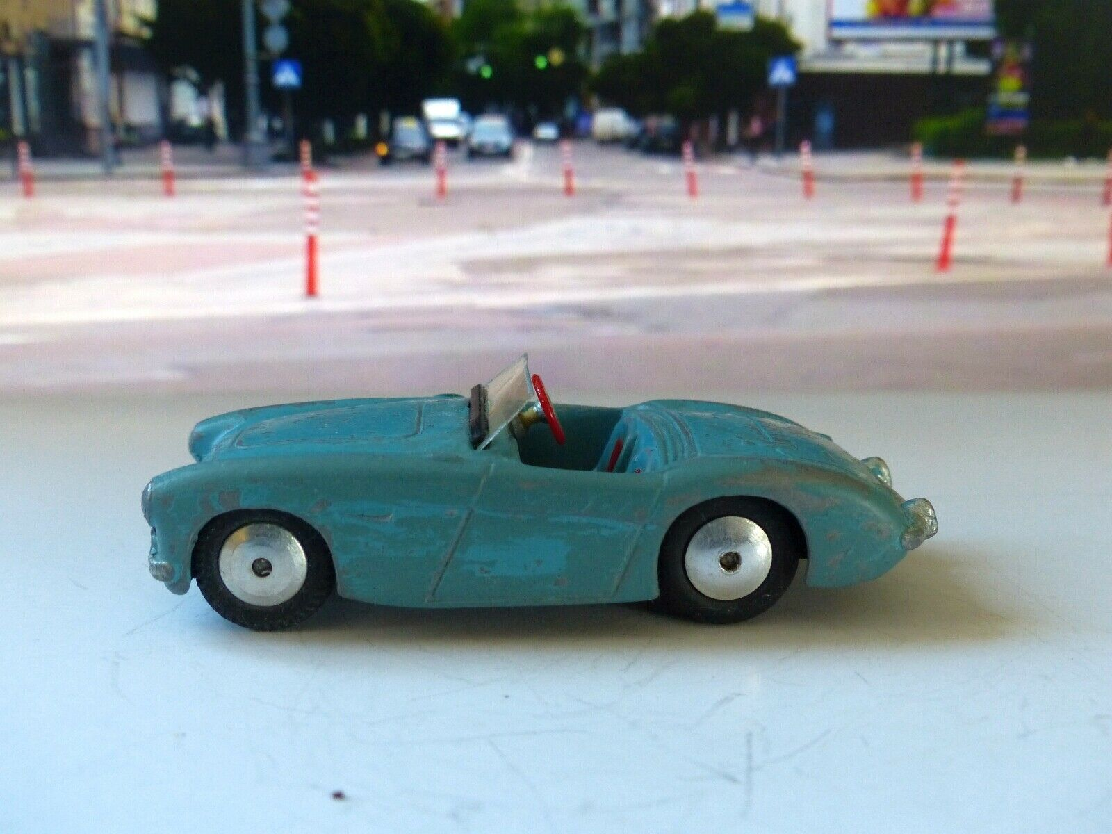 spedizione veloce a te CORGI 300 Austin Healey Healey Healey in Blu  fantastica qualità