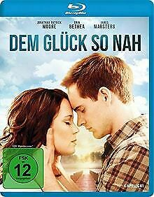 Dem-Glueck-so-nah-Blu-ray-von-Waters-Drew-DVD-Zustand-sehr-gut