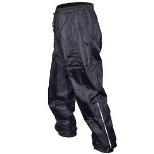 Pants Energetic Richa Rain Warrior Over Trousers Waterproof Motorcycle Bike Pants Jeans Black Ebay Motors