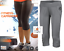 Indexbild 3 - Crivit Damen Caprihose Fitness Hose Laufhose 3/4Hose Trainingshos Trainings Frei