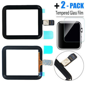 Front Touch Screen Digitizer Glass For Apple Watch Iwatch Series 1 2 3 38mm 42mm Ebay